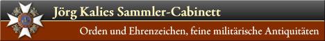 Jörg Kalies Sammler-Cabinett